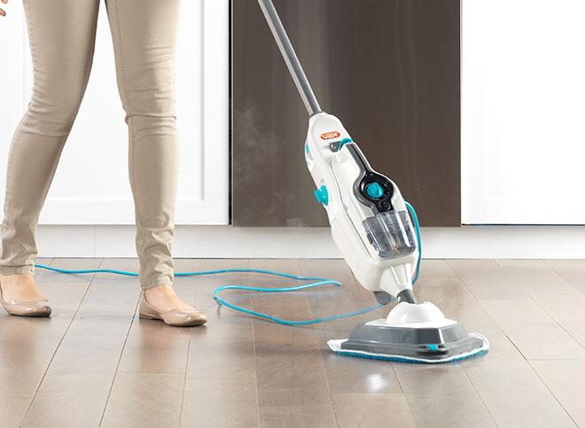Captivating Steam Cleaner Floor Wet