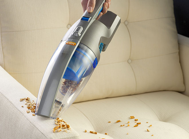 5 reasons to choose a handheld vacuum cleaner - Choosing a vacuum cleaner ...