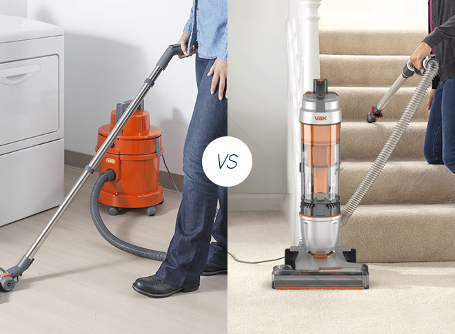 Bagged Or Bagless Vacuum Cleaning