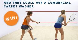 Vax Summer of Sport Commercial Carpet Washing Competition