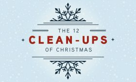 Vax Christmas cleaning logo