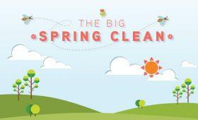 Spring Clean Checklist