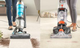 vacuum cleaner and carpet washer