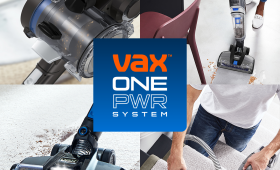 Vax ONEPWR Cordless Cleaning Range